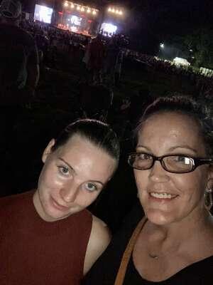 Kimberly  attended Justin Moore on Jun 5th 2021 via VetTix