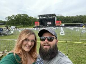 Timothy Anderson attended Justin Moore on Jun 5th 2021 via VetTix