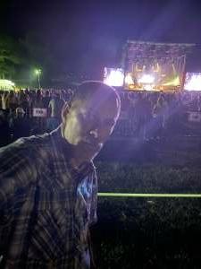 Lewis  attended Justin Moore on Jun 5th 2021 via VetTix