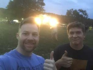 Andrew attended Justin Moore on Jun 5th 2021 via VetTix