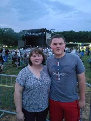 Dianne attended Justin Moore on Jun 5th 2021 via VetTix