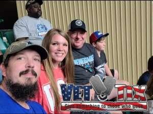 C. Ingram attended Frisco Fighters vs. Duke City Gladiators: Professional Indoor Football League (IFL) - Frisco Heroes Night on Jun 5th 2021 via VetTix