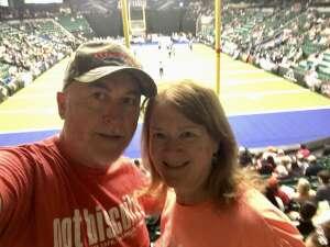 Txnerd attended Frisco Fighters vs. Duke City Gladiators: Professional Indoor Football League (IFL) - Frisco Heroes Night on Jun 5th 2021 via VetTix