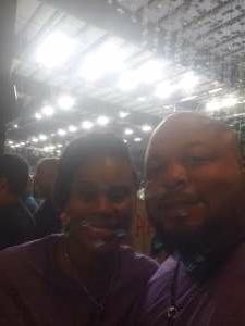 Jerry J attended Frisco Fighters vs. Duke City Gladiators: Professional Indoor Football League (IFL) - Frisco Heroes Night on Jun 5th 2021 via VetTix