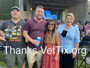 Thankful attended Chicago on Jun 23rd 2021 via VetTix