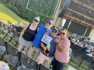 Michelle attended Chicago on Jun 23rd 2021 via VetTix