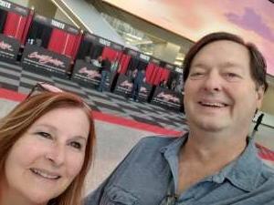 Roy W. attended Barrett-jackson 2021 Las Vegas Auction on Jun 17th 2021 via VetTix