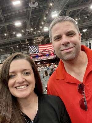 Jed P.  attended Barrett-jackson 2021 Las Vegas Auction on Jun 17th 2021 via VetTix