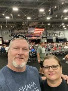 Zanick attended Barrett-jackson 2021 Las Vegas Auction on Jun 19th 2021 via VetTix