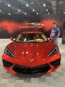 Andy attended Barrett-jackson 2021 Las Vegas Auction on Jun 19th 2021 via VetTix