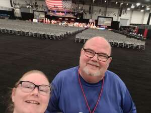 JE attended Barrett-jackson 2021 Las Vegas Auction on Jun 19th 2021 via VetTix