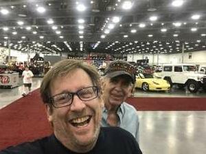 Mike attended Barrett-jackson 2021 Las Vegas Auction on Jun 19th 2021 via VetTix