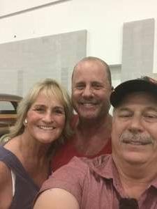 Ken attended Barrett-jackson 2021 Las Vegas Auction on Jun 19th 2021 via VetTix