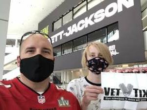 Ben W attended Barrett-jackson 2021 Las Vegas Auction on Jun 19th 2021 via VetTix