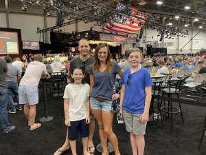 Marc attended Barrett-jackson 2021 Las Vegas Auction on Jun 19th 2021 via VetTix