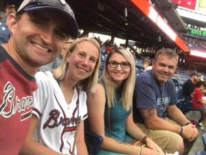 Tim attended Philadelphia Phillies vs. Atlanta Braves - MLB on Jun 8th 2021 via VetTix