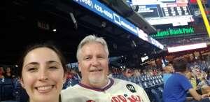 Mark attended Philadelphia Phillies vs. Atlanta Braves - MLB on Jun 8th 2021 via VetTix