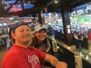 Pete attended Philadelphia Phillies vs. Atlanta Braves - MLB on Jun 8th 2021 via VetTix