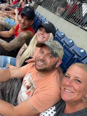 Anthony  attended Philadelphia Phillies vs. Atlanta Braves - MLB on Jun 8th 2021 via VetTix