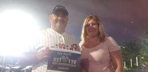 Dave Dudley  attended Philadelphia Phillies vs. Atlanta Braves - MLB on Jun 8th 2021 via VetTix