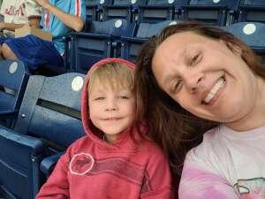 Nancy attended Philadelphia Phillies vs. Atlanta Braves - MLB on Jun 8th 2021 via VetTix