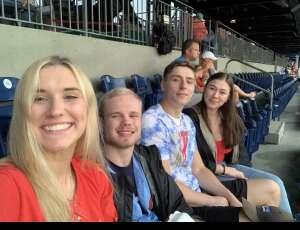 Sheldon Scheehle  attended Philadelphia Phillies vs. Atlanta Braves - MLB on Jun 8th 2021 via VetTix