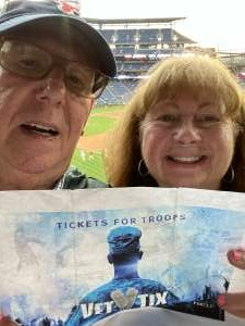 Jacob attended Philadelphia Phillies vs. Atlanta Braves - MLB on Jun 8th 2021 via VetTix
