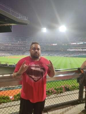 Geo attended Philadelphia Phillies vs. Atlanta Braves - MLB on Jun 8th 2021 via VetTix