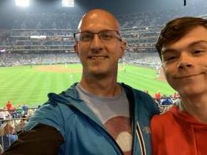 Jason attended Philadelphia Phillies vs. Atlanta Braves - MLB on Jun 8th 2021 via VetTix