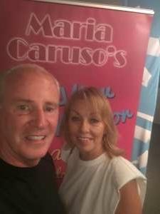 Brendan attended Maria Caruso's Rearview Mirror on Jun 4th 2021 via VetTix