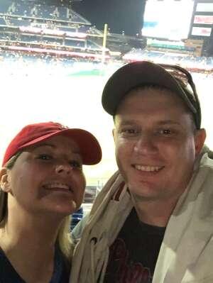 NB attended Philadelphia Phillies vs. Atlanta Braves - MLB on Jun 9th 2021 via VetTix