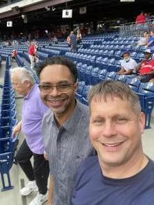 Nathan  attended Philadelphia Phillies vs. Atlanta Braves - MLB on Jun 9th 2021 via VetTix