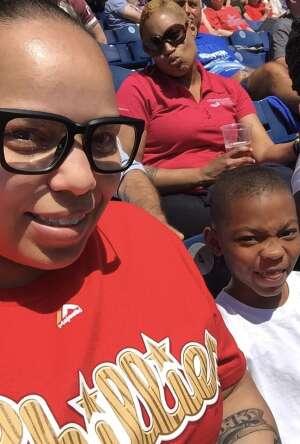 Cris attended Philadelphia Phillies vs. Atlanta Braves - MLB on Jun 9th 2021 via VetTix