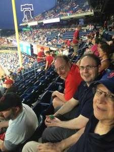 Wayne Trego attended Philadelphia Phillies vs. Atlanta Braves - MLB on Jun 9th 2021 via VetTix