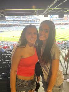 Jodi Stump attended Philadelphia Phillies vs. Atlanta Braves - MLB on Jun 9th 2021 via VetTix