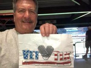 Scott attended Philadelphia Phillies vs. Atlanta Braves - MLB on Jun 9th 2021 via VetTix