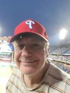 Stephen  attended Philadelphia Phillies vs. Atlanta Braves - MLB on Jun 9th 2021 via VetTix