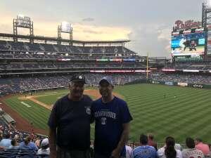Chris H attended Philadelphia Phillies vs. Atlanta Braves - MLB on Jun 9th 2021 via VetTix