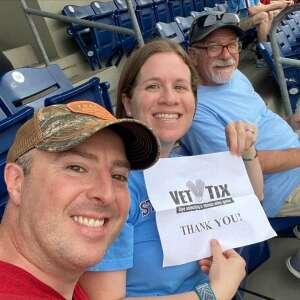 Brian attended Philadelphia Phillies vs. Atlanta Braves - MLB on Jun 9th 2021 via VetTix