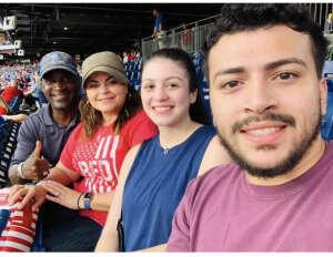 George Bates Jr attended Philadelphia Phillies vs. Atlanta Braves - MLB on Jun 9th 2021 via VetTix