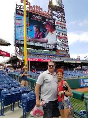 thomas stremme attended Philadelphia Phillies vs. Atlanta Braves - MLB on Jun 9th 2021 via VetTix