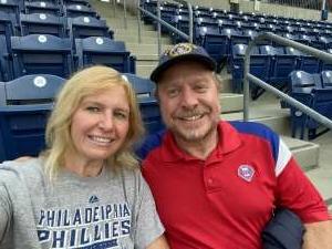 Joe attended Philadelphia Phillies vs. Atlanta Braves - MLB on Jun 9th 2021 via VetTix