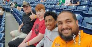 RDB attended Philadelphia Phillies vs. Atlanta Braves - MLB on Jun 9th 2021 via VetTix