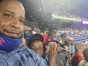 Juanita Mathis USN attended Philadelphia Phillies vs. Atlanta Braves - MLB on Jun 9th 2021 via VetTix