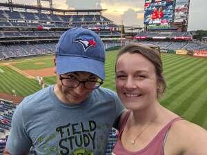 Great many thanks!! attended Philadelphia Phillies vs. Atlanta Braves - MLB on Jun 9th 2021 via VetTix