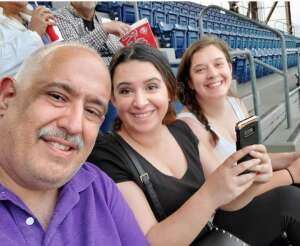 Ron attended Philadelphia Phillies vs. Atlanta Braves - MLB on Jun 9th 2021 via VetTix