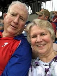 Bill attended Philadelphia Phillies vs. Atlanta Braves - MLB on Jun 9th 2021 via VetTix