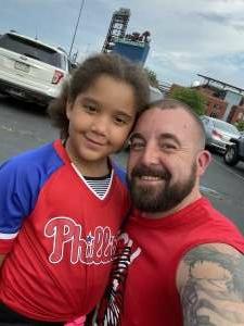 Jon K attended Philadelphia Phillies vs. Atlanta Braves - MLB on Jun 9th 2021 via VetTix