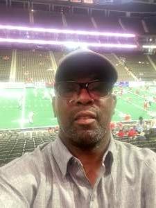 Creston  attended Jacksonville Sharks vs. Orlando Predators - National Arena League on Jun 12th 2021 via VetTix