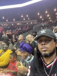 Anthony DJ Trust   Smith attended Jacksonville Sharks vs. Orlando Predators - National Arena League on Jun 12th 2021 via VetTix